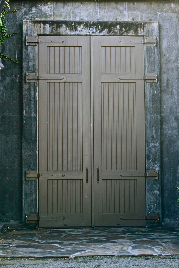 Barrel Room Door